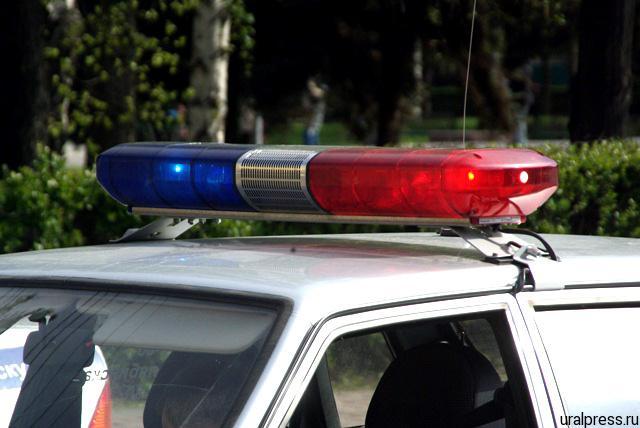 В Верхнеуральске (Челябинская область) сотрудники Росгвардии преследовали пьяного водителя.