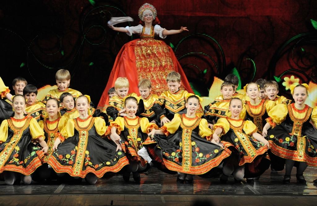 В 1944 году Ольга Князева стала первым балетмейстером, постановщиком и