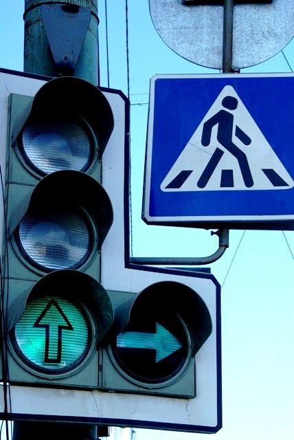 Монтаж этих светофоров был предусмотрен проектами строительства новых