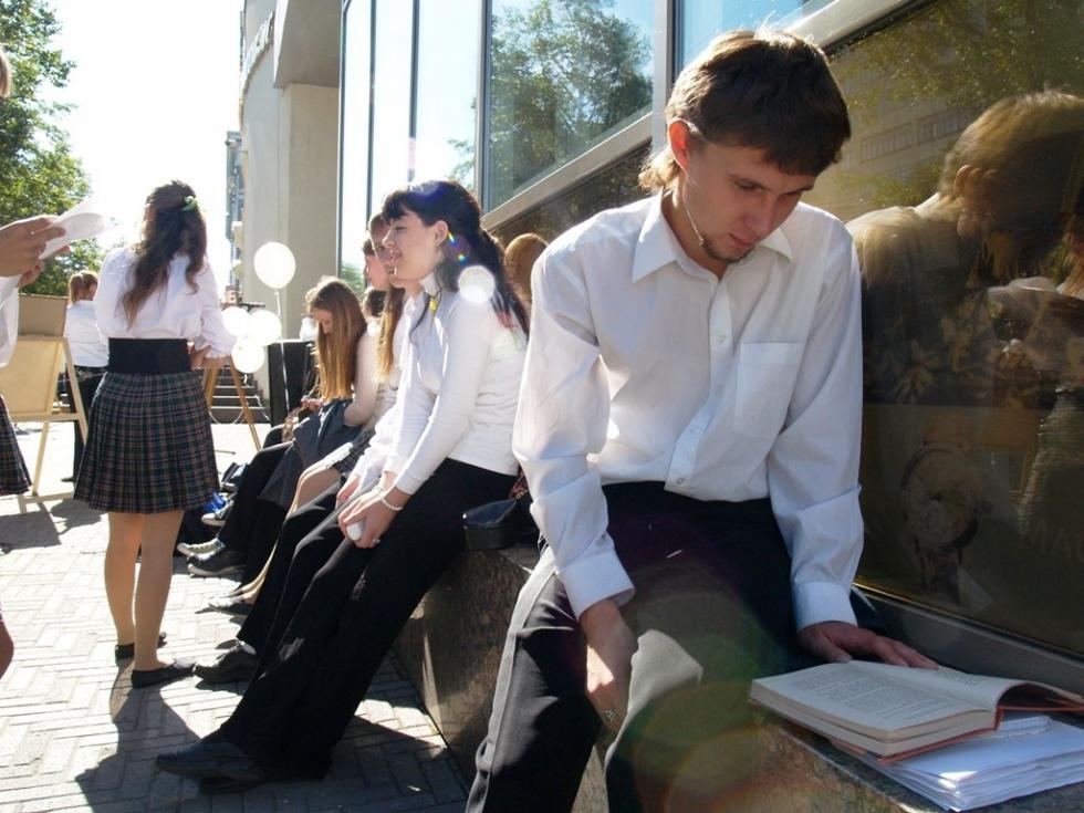 Сегодня, 25 мая, у девятиклассников начался основной этап государственной итоговой аттестации. Шк