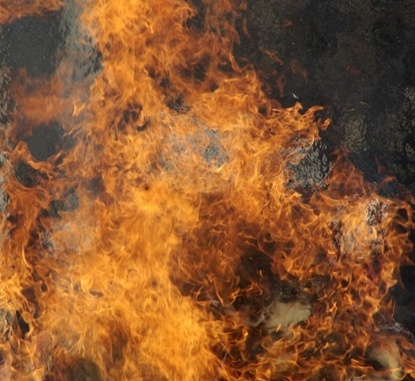 «Сообщение о пожаре поступило на пульт диспетчера в 20.11 по местному