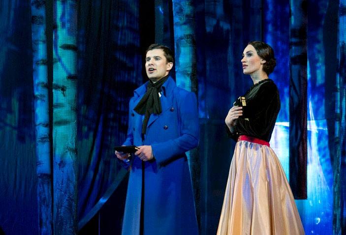 Напомним, в конце прошлого сезона театр принял в оперную труппу 12 новых солистов. «Очень важно,