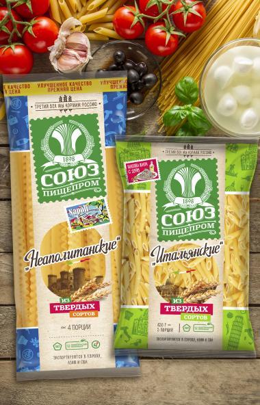 Купить макароны «Итальянские» из твердых сортов пшеницы DURUM, готовить любимые блюда и в