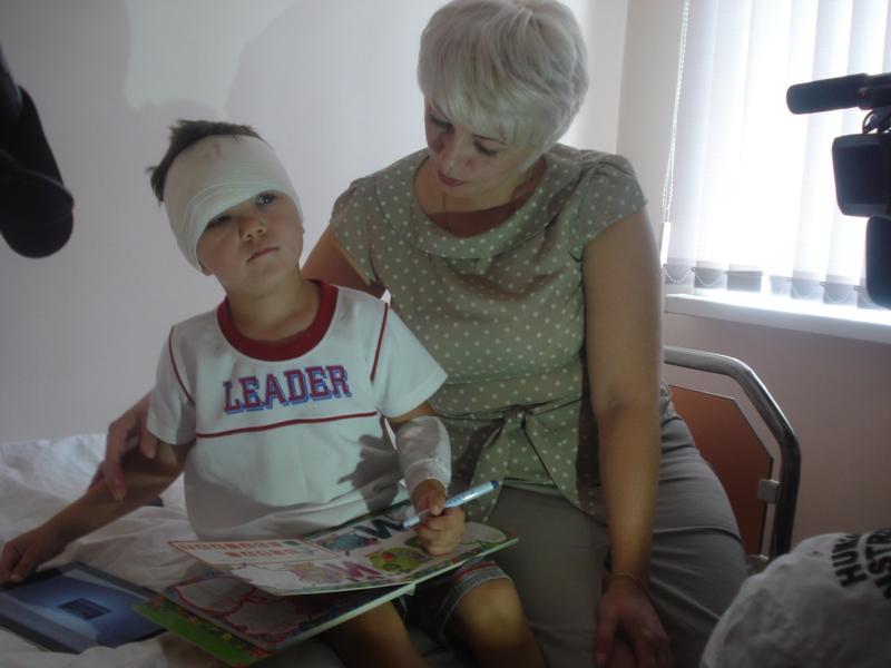Врачи отделения пластической и реконструктивной хирургии Челябинской областной клинической больни