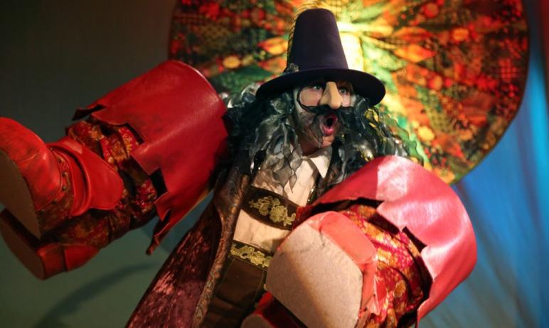 С 11 по 13 декабря в Челябинске состоятся гастроли московского театра кукол.  «Поскольку