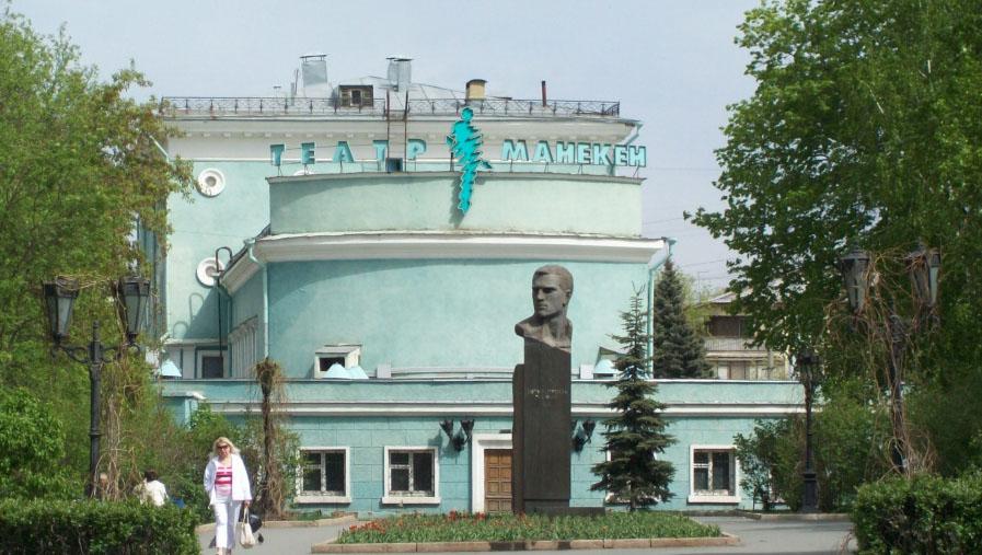 В столицу Анна Яблонская прилетела из Одессы на вручение премии журнала «Искусство кино». Её сцен