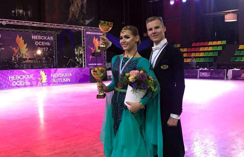 Воспитанники ДЮСШ «Вероника» завоевали медали международных соревнований «Невская осень».