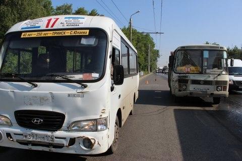 Инцидент произошел сегодня, 20 сентября, в маршрутном такси №17, который следовал с северо-запада