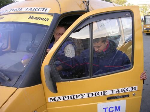 «Своей профессией нужно гордиться, - сказал, выступая перед перевозчиками, Александр Морозо