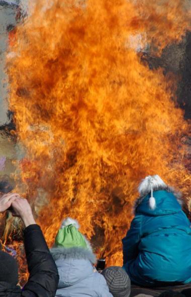 В предстоящие выходные, 29 февраля и первое марта, в Челябинске сразу на нескольких площадках гор
