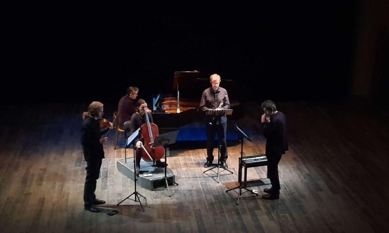 В концертном зале органной и камерной музыки «Родина» Челябинска 25-го марта выступит коллектив,