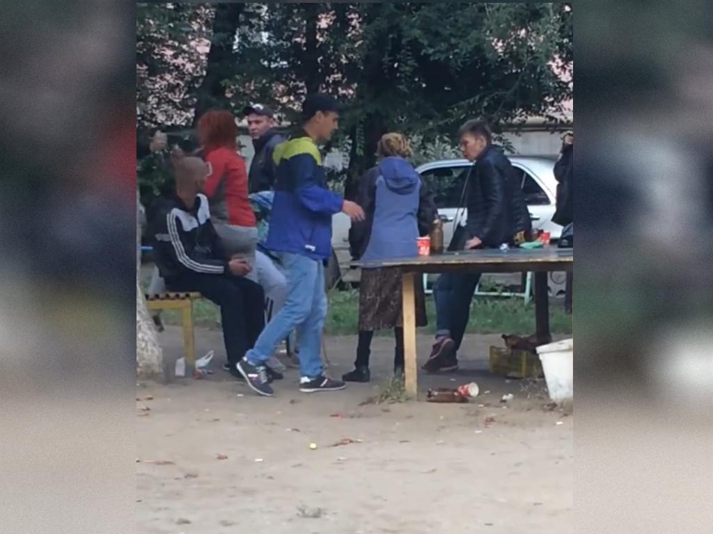 Инцидент произошел 19 сентября в Металлургическом районе Челябинска во дворе дома по улице Часова