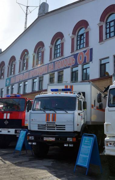 В Магнитогорске (Челябинская область) инспекторы МЧС проверяют готовность учебных заведений к пер