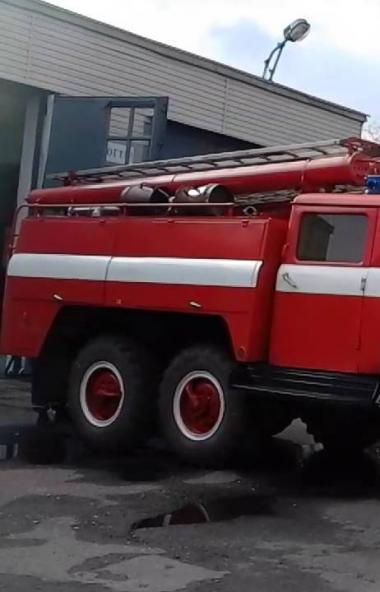Один человек пострадал в результате возгорания в кабине башенного крана на предприятии «Карабашме