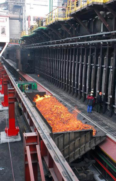 Завод «Мечел-Кокс» (входит в Группу «Мечел») продолжает экологическую модернизацию производства.