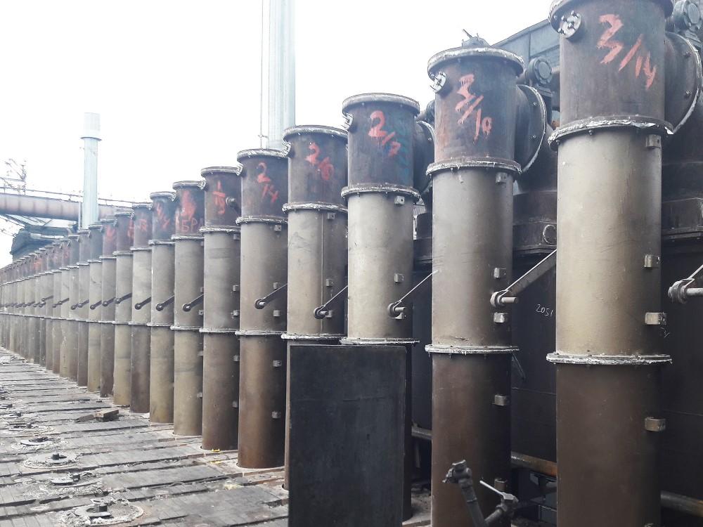 ООО «Мечел-Кокс» (входит в Группу «Мечел») приступил к реконструкции системы газоотведения коксо
