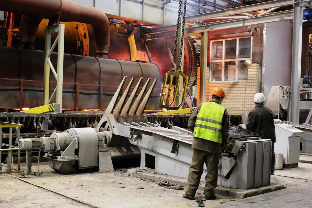РМК продолжает модернизацию химико-металлургического комплекса «Карабашмеди». ЗАО «Карабаш
