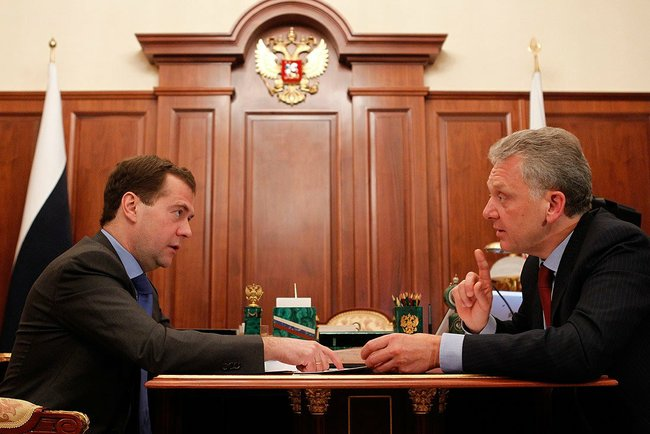 Виктор Христенко доложил, Правительство 29 декабря 20