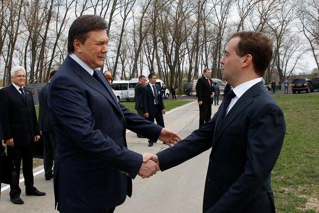 Сегодня президенты России и Украины