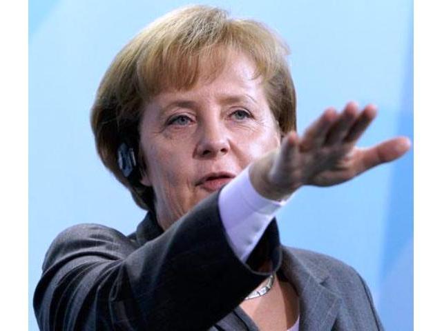 Канцлер Германии Ангела Меркель считает, что лидеры стран мира должны работать д
