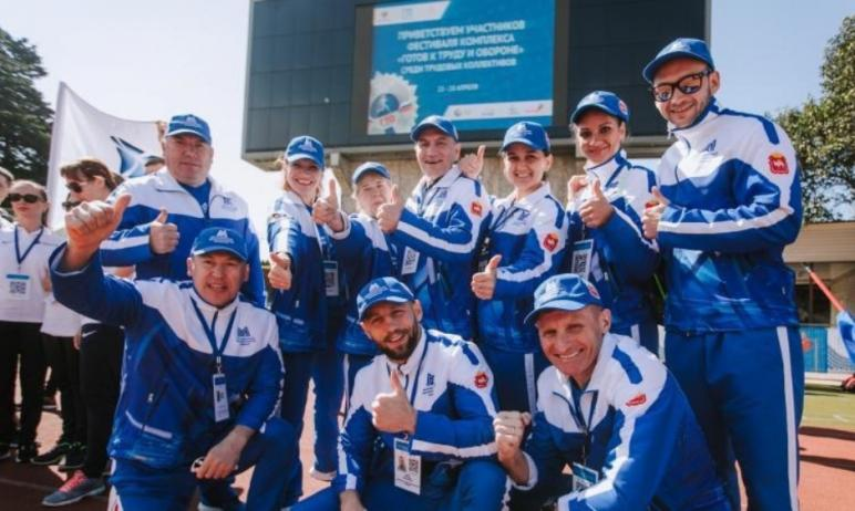 Команда ММК готовится представить регион на Всероссийском фестивале ГТО среди трудовых коллективо
