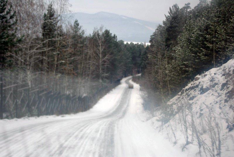 Снегопады, которые начались в Челябинской области в понедельник, к вечеру прекратились, но по все