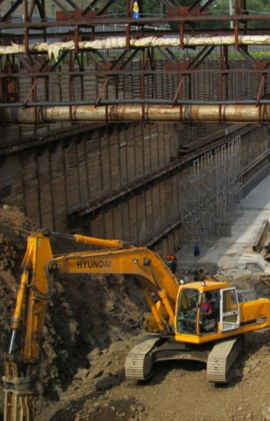 В Челябинске достроят тоннели метро, которого не будет, и появится подземный трамвай.  К