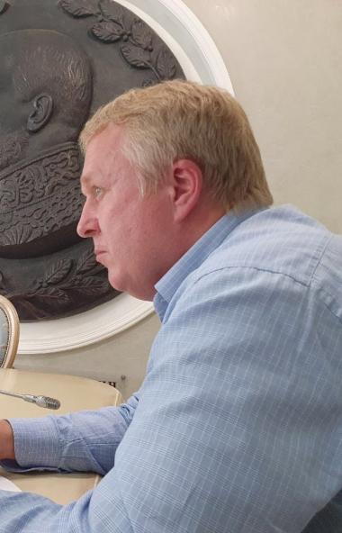 Известный южноуральский общественник и правозащитник Олег Дубровин сегодня, 24-го июля, избран за