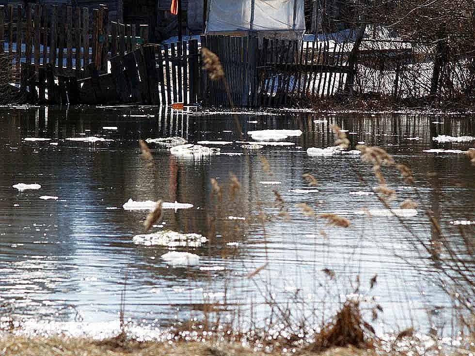 «По прогнозу Росгидромета паводок в Челябинской области будет в пределах средних многолетних знач