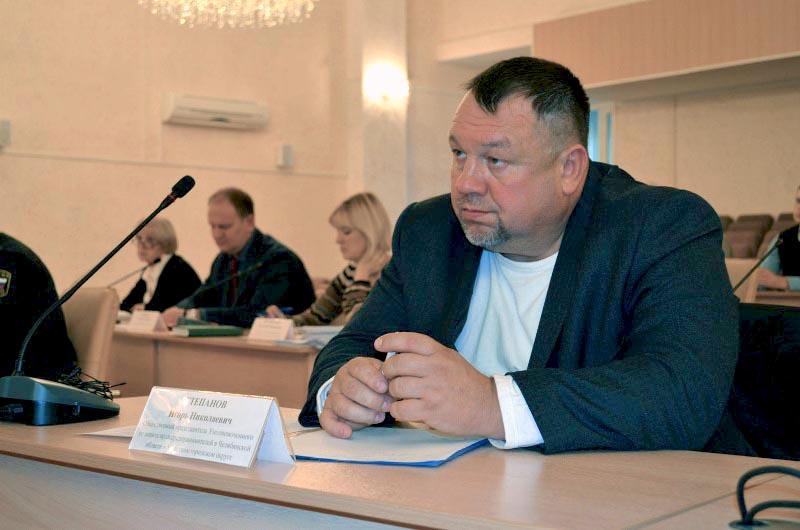 На встрече с уполномоченным по защите прав предпринимателей в Челябинской области Александром Гон