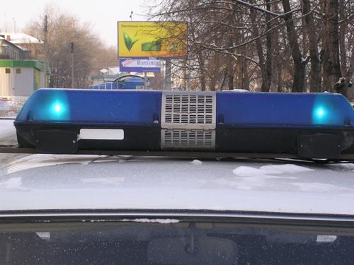 По словам одного из автомобилистов, на подъезде к Челябинску со стороны Троицка несколько машин в