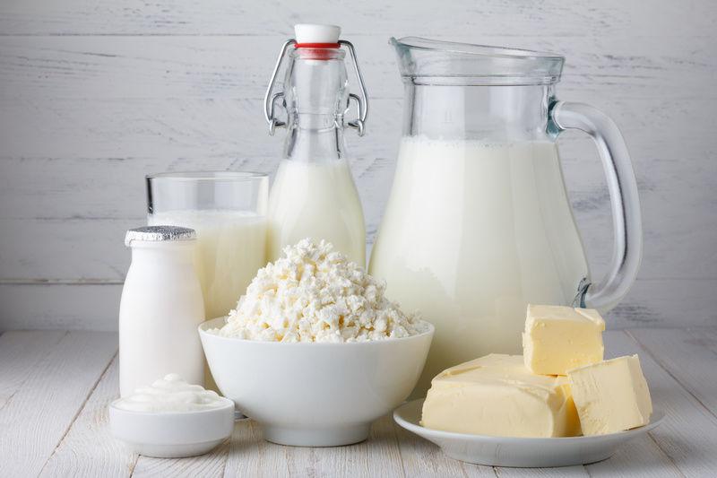 За последние 20 лет в России резко уменьшилось потребление молока и молочной продукци