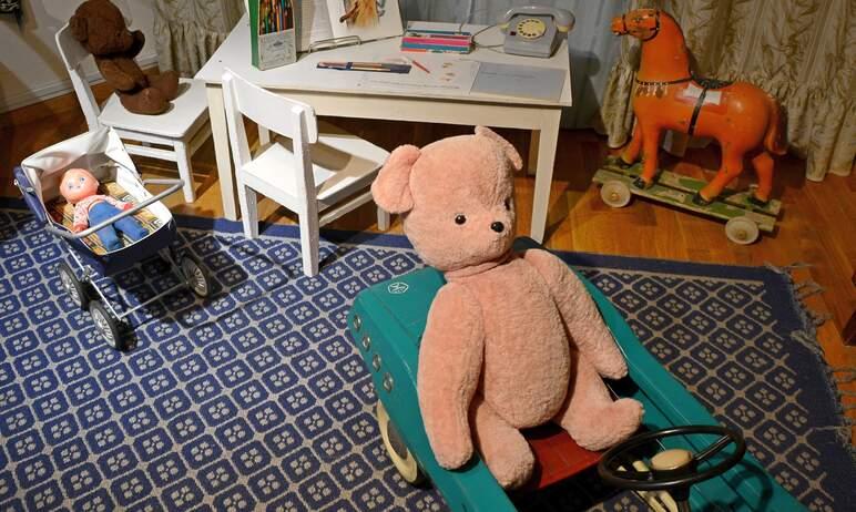 Плюшевый игрушечный медведь - лучший друг малышей докомпьютерной эры. Советские дети не были искл