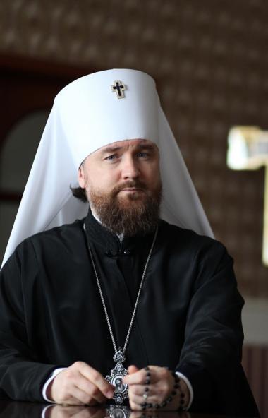 Митрополит Челябинский и Миасский Григорий, последовав примеру Святейшего Патриарха Кирилла, приз