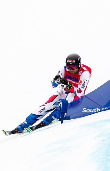 Объявлен состав сборной России на домашний этап Кубка мира по ски-кроссу. В команду вошли 15 спор