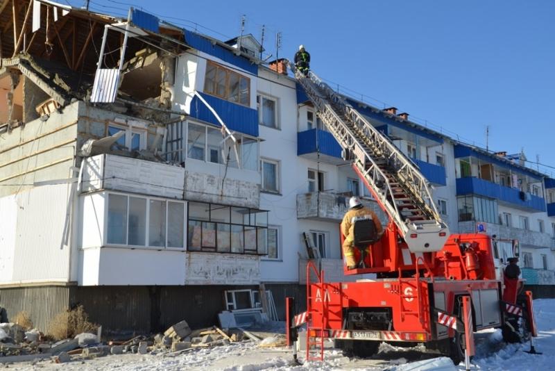Напомним, взрыв произошел 10 марта в одной из квартир в многоквартирном доме, в котором проживало
