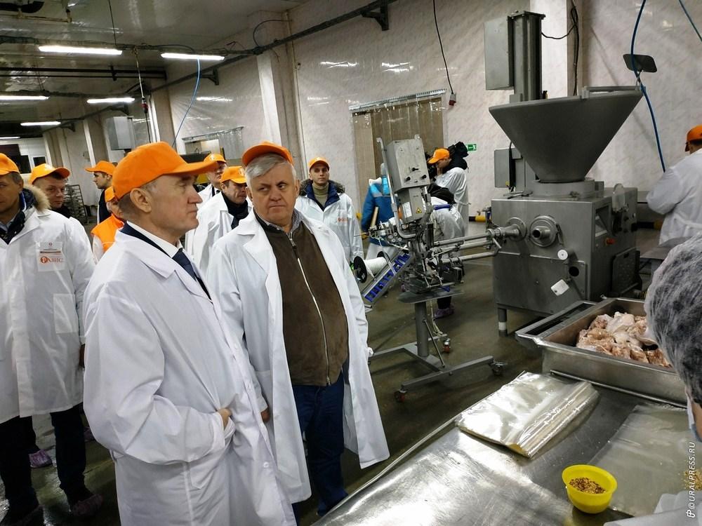Губернатор Челябинской области Борис Дубровский вчера, 15 января, в ходе рабочег