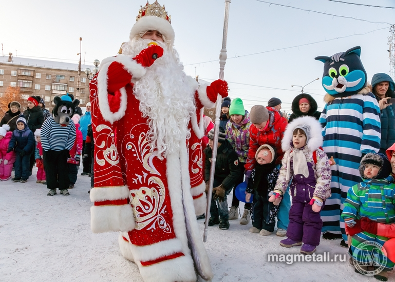 Как сообщает газета «Магнитогорский металл», мамы и дети - всего 270 человек - участвовали в спор