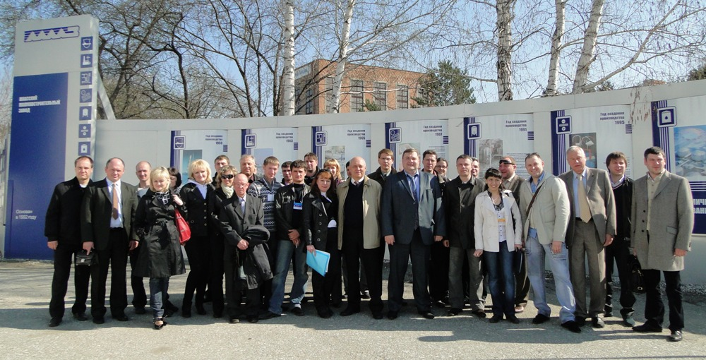 По традиции, официальную часть семинара открыл коммерческий директор ОАО «ММЗ» Андрей Калинкин. О