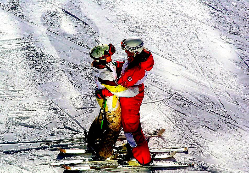 В городе 13 августа ровно в полдень пройдут тренировки показательных выступлений на настоящей лед