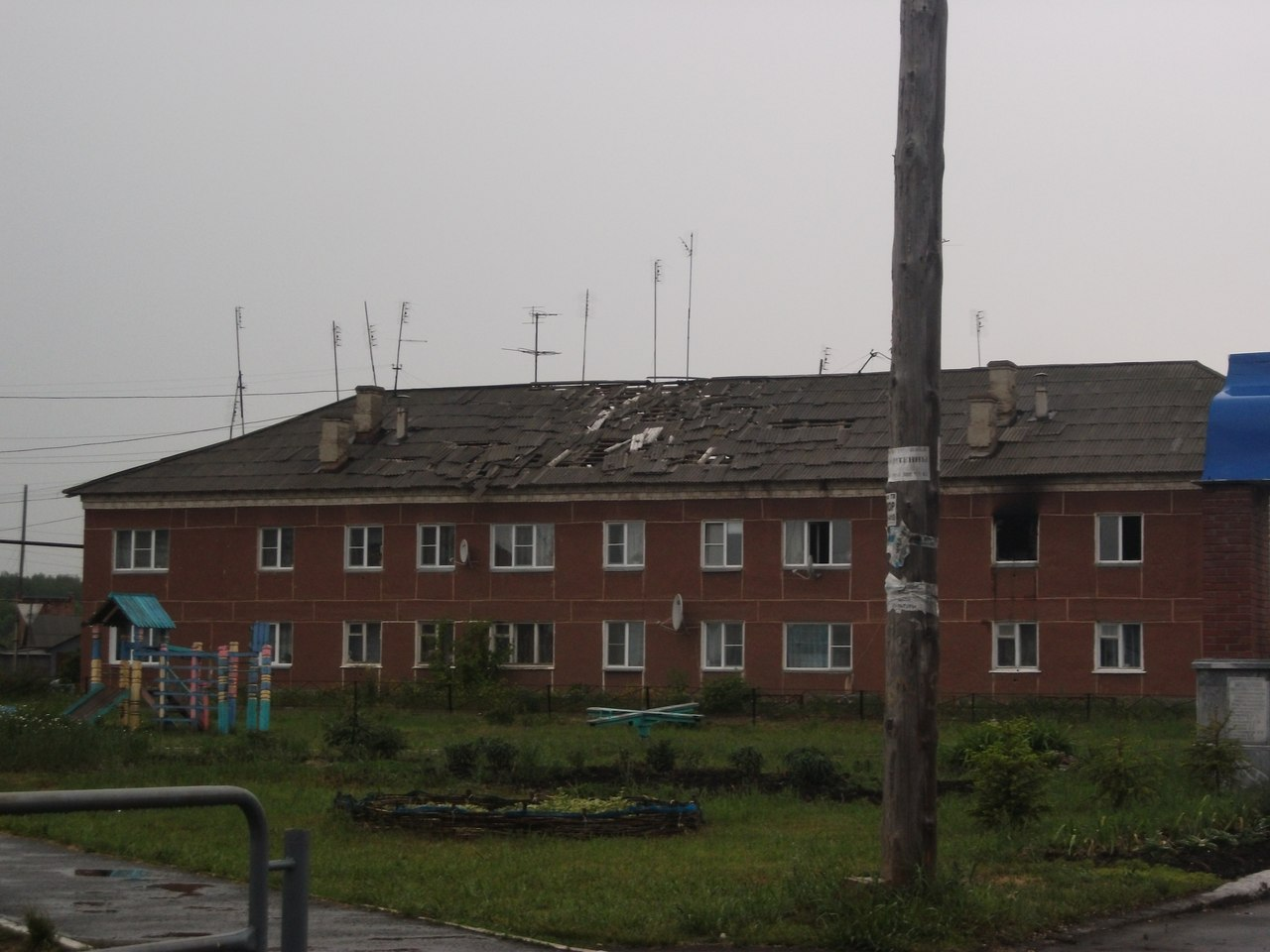 Как рассказали корреспонденту агентства «Урал-пресс-информ» в местной администрации, шаровую молн