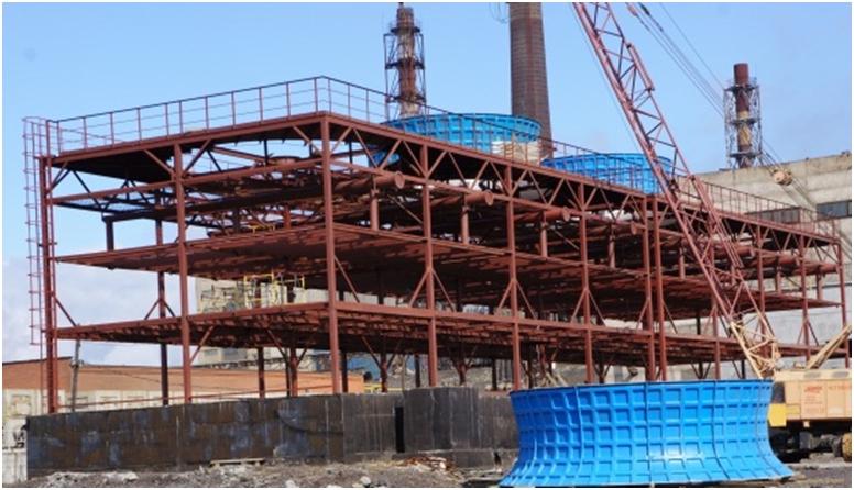 Как сообщили агентству «Урал-пресс-информ» на предприятии, генеральным подрядчиком реконструкции