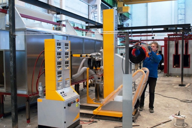 Производство радиаторов на ОАО «Златмаш» началось два года назад. За этот период, благодаря высок
