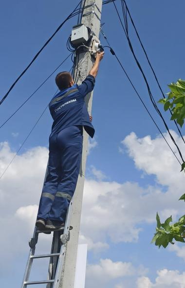 «Ростелеком» оборудовал системой «умного» видеонаблюдения жилой комплекс «Светлый» в юго-западной