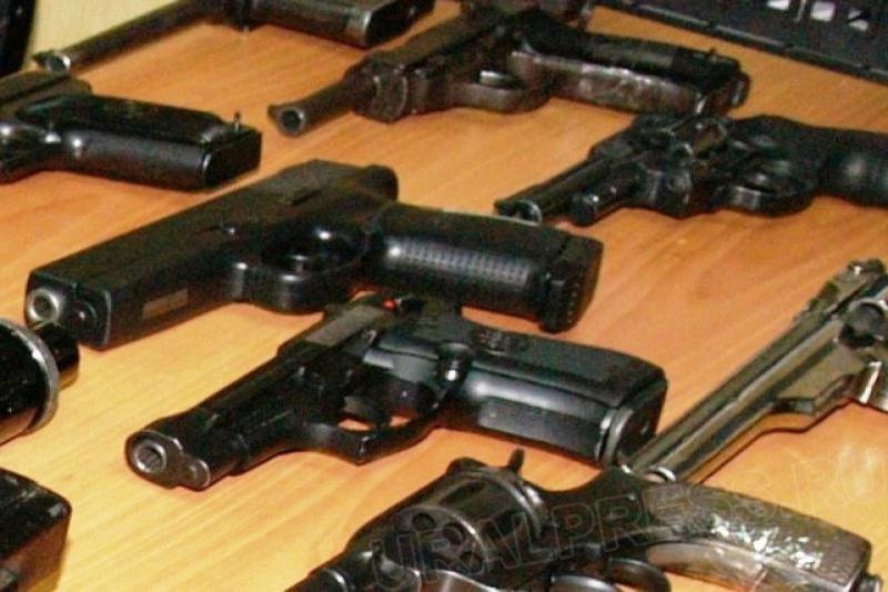 Как сообщили агентству «Урал-пресс-информ» в УФСБ РФ по Челябинской области, в гараже местного ав
