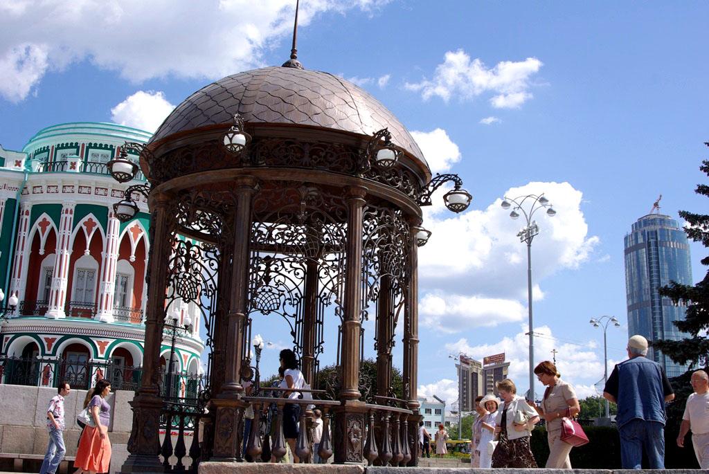Челябинский сосед Екатеринбург успешен в голосовании на звание культурной столицы России. Столица