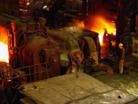 Как сообщила агентству «Урал-пресс-информ» специалист ОАО «Ашинский металлургический завод» по св
