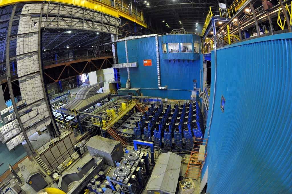 Челябинский металлургический комбинат (ПАО ЧМК, входит в группу «Мечел») изготовил 1,2 тыс. тонн