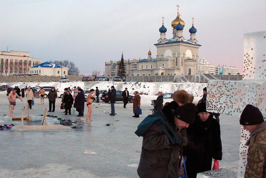 В преддверии праздника Крещения специалисты Роспотребнадзора по Челябинской области проверили кач