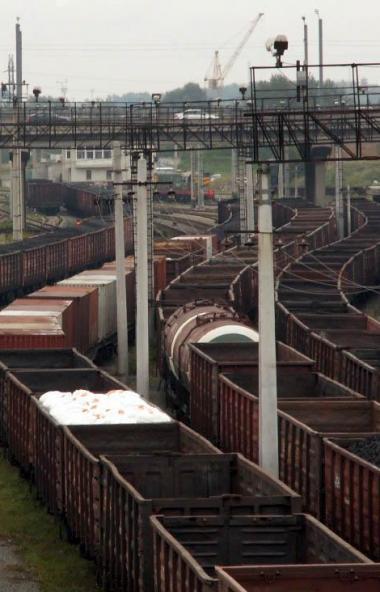 На железнодорожной станции «Челябинск – Главный» обнаружена течь топлива для реактивных двигателе